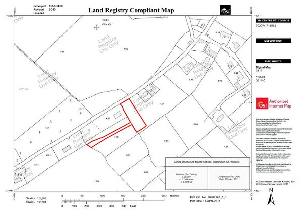 Land Registry Maps Land Registry Mapping   Building Matters